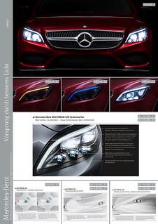 Mercerdes-Benz Multibeam LED