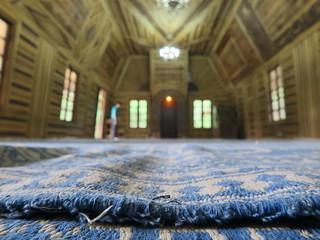 Wooden Mosque Moschee Masjid Neishabur Nishapur Iran