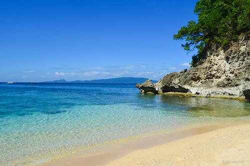 beach philippines puertogalera haligibeach orientalmindoro