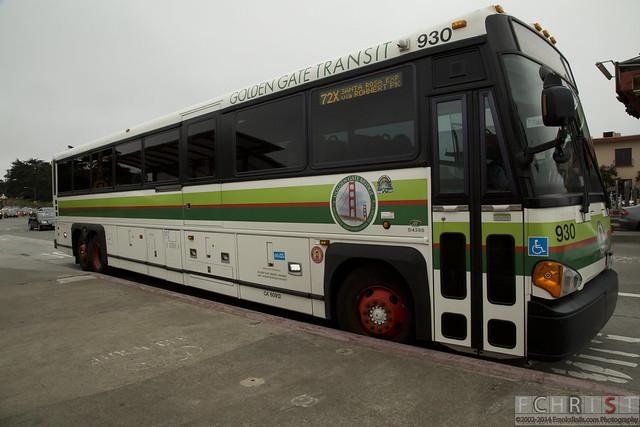 A Transit's Company
