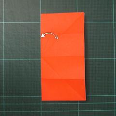 วิธีพับกระดาษเป็นที่คั่นหนังสือรูปผีเสื้อ (Origami Butterfly Bookmark) 004