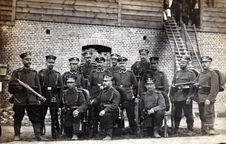 Mobiles Landwehr Infanterie Regiment Nr. 101 Ersatz Bataillon
