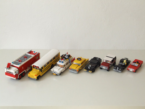 City/town vehicles - range of widths | by ER0L