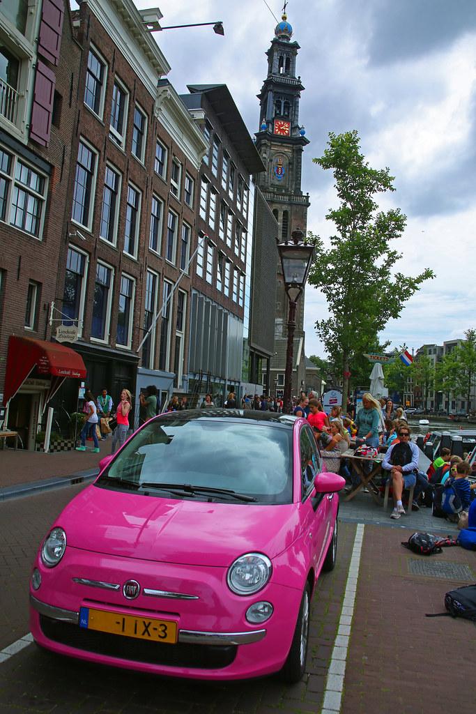 Little Pink Car