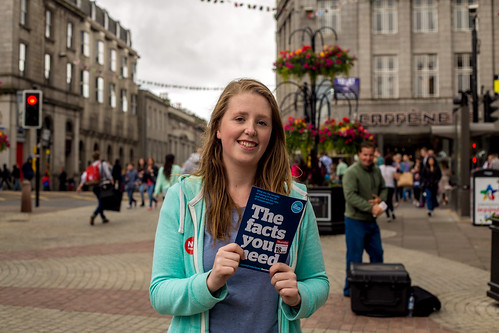 Sophie Macdonald, Better Together Aberdeen | by Michael MacLennan photography
