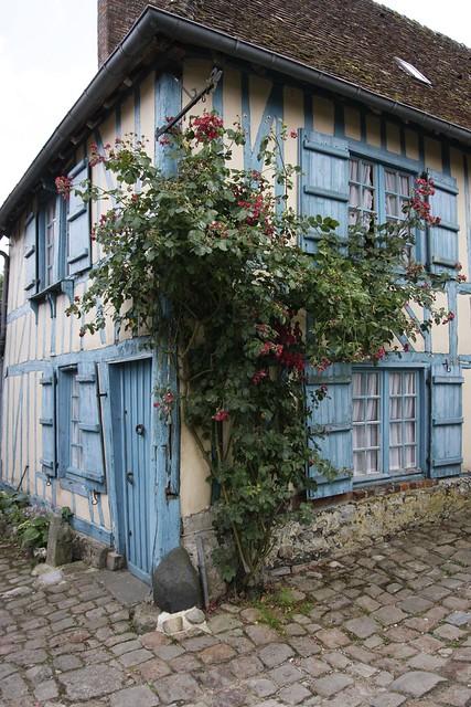 Colombage en Picardie