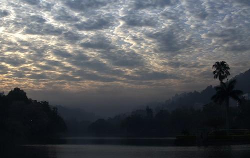 kandy sunrise alba lago panorama nature nikond7000 nikon sky cielo