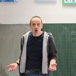 2017 - Lesung Stefan Gemmel für die 3. Klassen