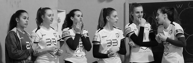 U21 Seconda Divisione 6 Aprile 2017 Bracco Pro Patria  - Polar Volley Busnago 3 - 1