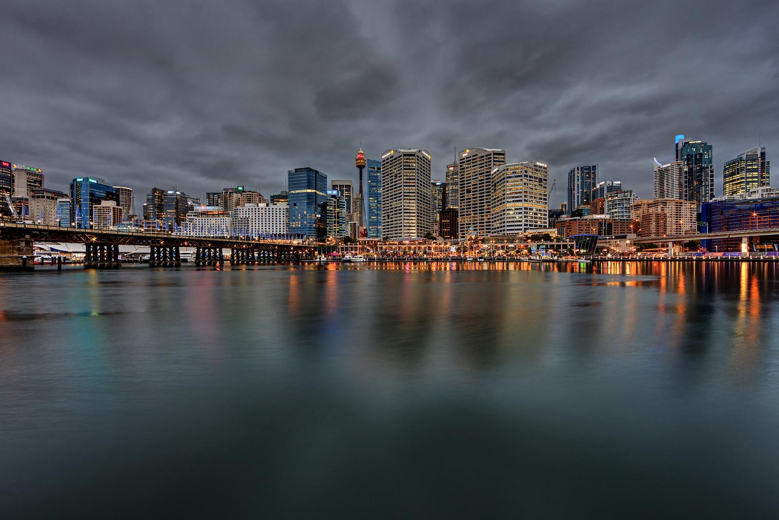 Awakening of the City Night