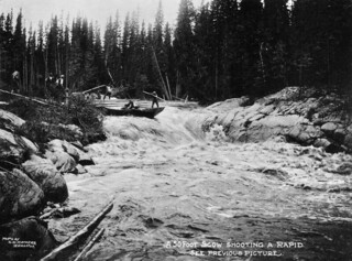 Rapids near Fort Smith, Northwest Territories / Rapides près de Fort Smith (Territoires du Nord-Ouest)