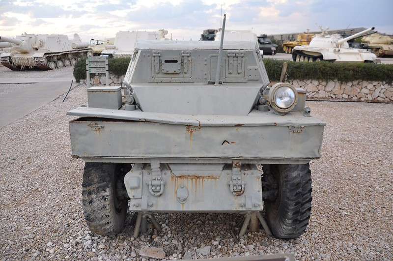 Scout Car Ford Mk.1 2