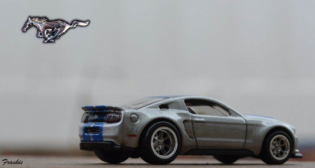 2014 Mustang 5 0 Hot Wheels Need For Speed 1 64 Scale Frankie Flickr