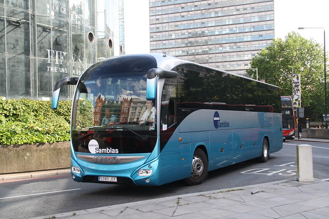 5380 JCF (E) Autocars Samblas
