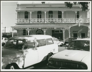 North Adelaide Hotel, Tynte Street, North Adelaide, 1971
