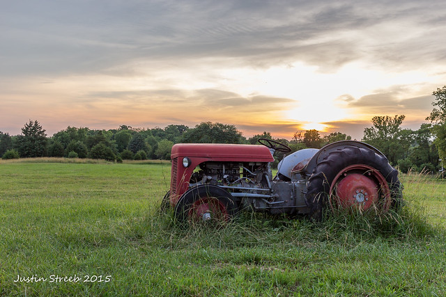 Old Hagerstown Tractor