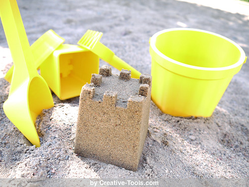 3D-printable sand play set - by Creative-Tools.com v2 | by Creative Tools