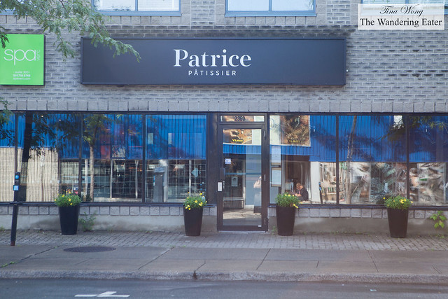 Exterior of Patrice Patissier