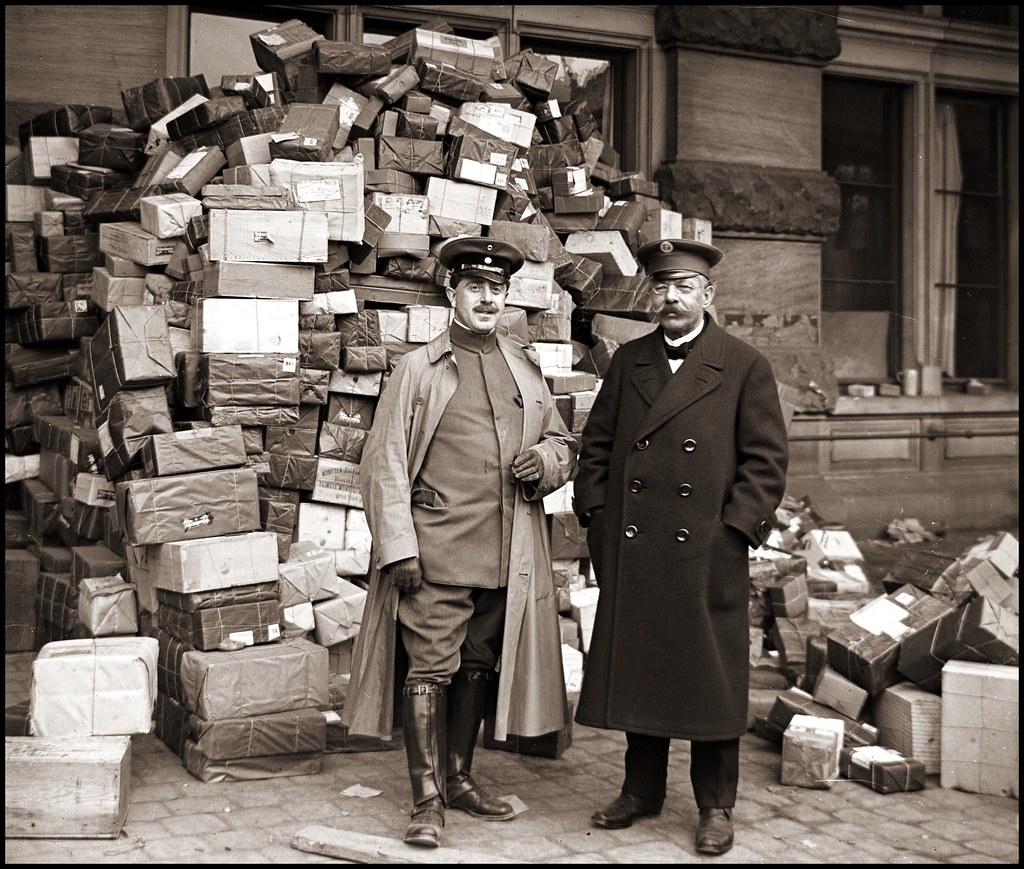 Postamt Nürnberg