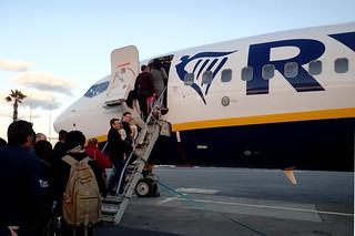 2016 - Europe - Travel - Mid Trip -  Airplane Boarding II   by SeeJulesTravel