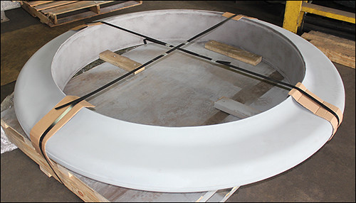 Thick Wall Flange and Flued Expansion Joints Designed for a Sulphuric Acid Plant