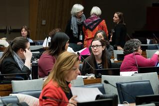 Civil Society Forum | Photo: UNDESA-DSPD/Jimmy Kruglinski ...
