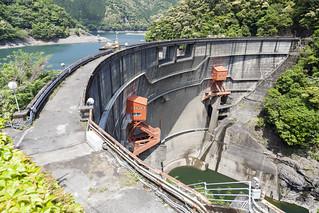 ayakita dam. (綾北ダム) | TKNK. | Flickr