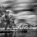 Cane Creek Park in IR by budrowilson