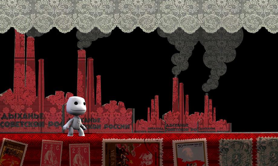 LittleBigPlanet (концепт-арт)