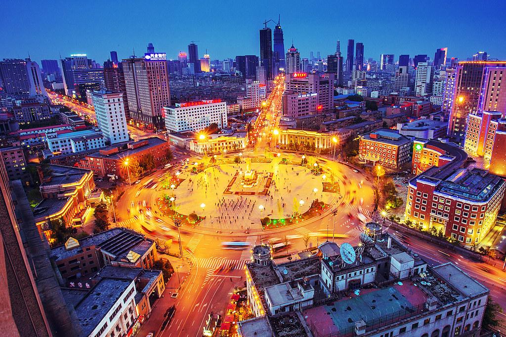 Shenyang Zhongshan Square,