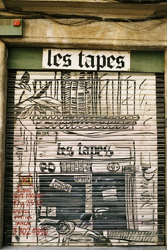 Tapes in Barcelona | by Aoife B