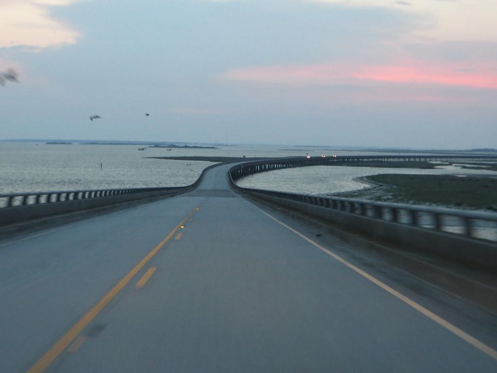 Herbert C. Bonner Bridge, North Carolina Highway 12, Outer Banks, North Carolina