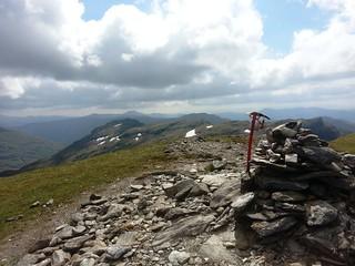 26 - An Caisteal summit | by MekonVengence