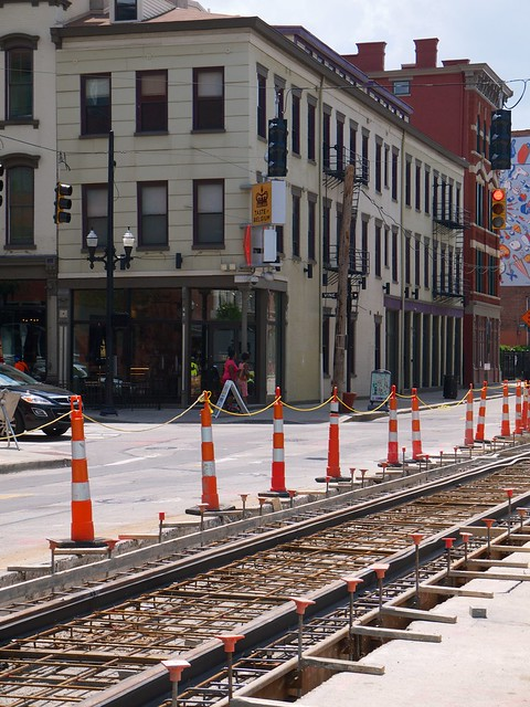 Streetcar Construction