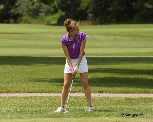 Iowa Games 2014, Junior Golf
