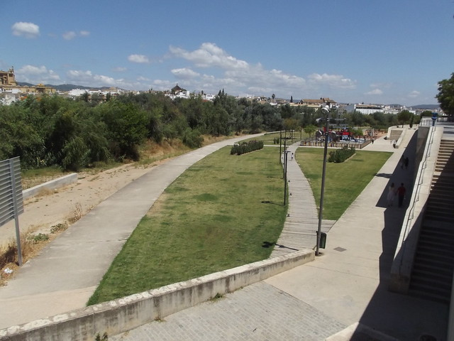 Roman Bridge - Cordoba - Parque de Miraflores