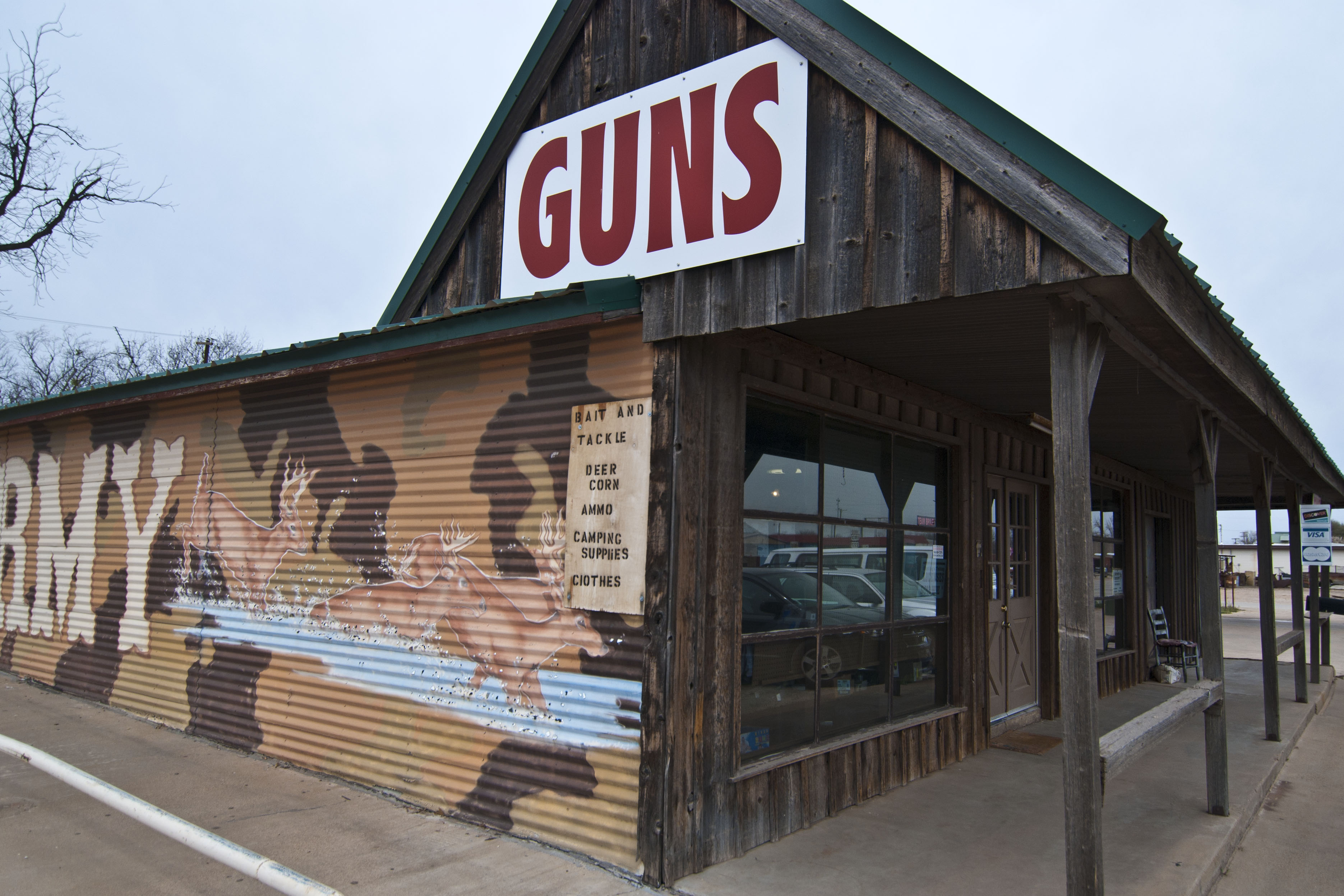 good place to prepare yourself  for Seymour, Texas,