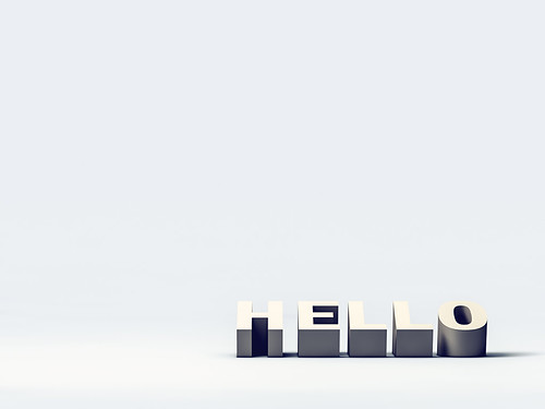 hello | by Philippe Put