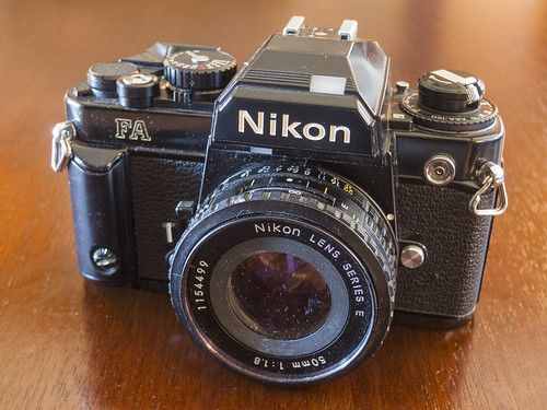 Nikon FA | by Jim Grey