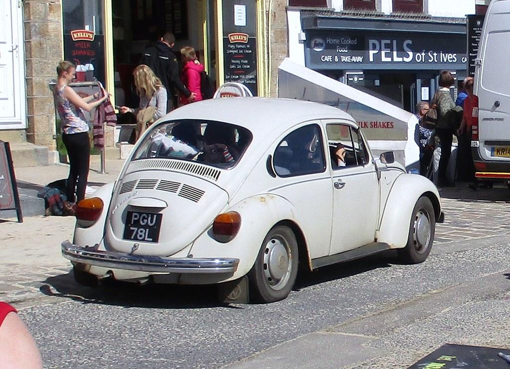 1973 Volkswagen Beetle >> 1973 Vw Beetle 1303s Slightly Rusty But Original Looking