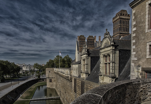 Nantes, le château 2