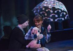 Sun, 2017-03-19 19:27 - Kara Davidson as Dorothy, Joey Steakley at Toto