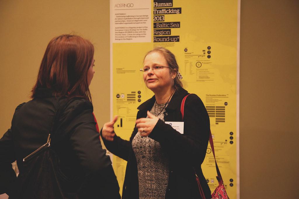 TF-THB delegates Nicole Zündorf-Hinte, Federal Ministry fo… | Flickr