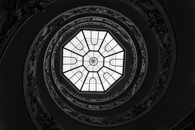 Escalier de Bramante / http://www.gringerberg.com/ canon 7D + tokina 11-16 mm f/2.8 ATX PRO DX[x]