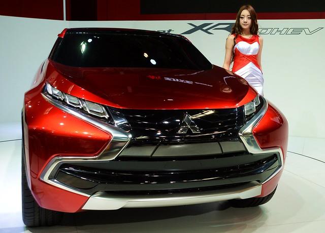 Beijing - Mitsubishi XR Concept