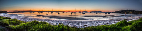 sunset port photography australia stephen newsouthwales hdr corlette canon5dmkiii