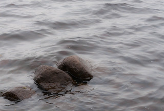 The Swelling Rocks of Lough Fea, Northern Ireland