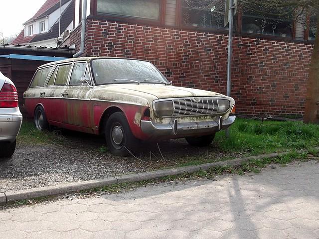 1964 Ford Taunus 17M Turnier (P5)