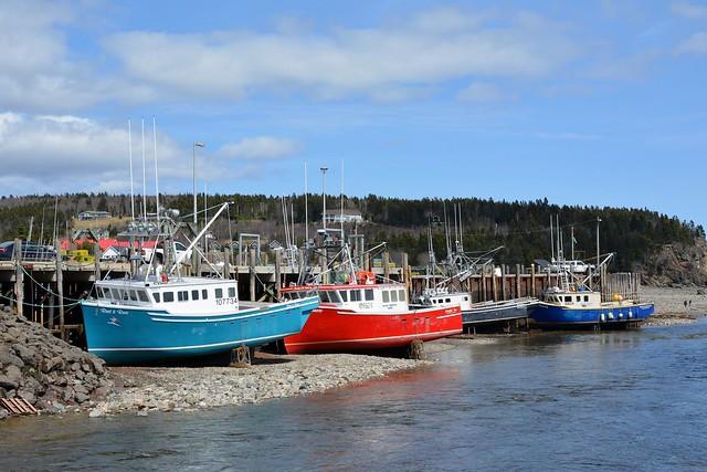 East Coast Lobster Fishing