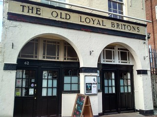 The Old Loyal Britons, Greenwich | by tiredoflondon